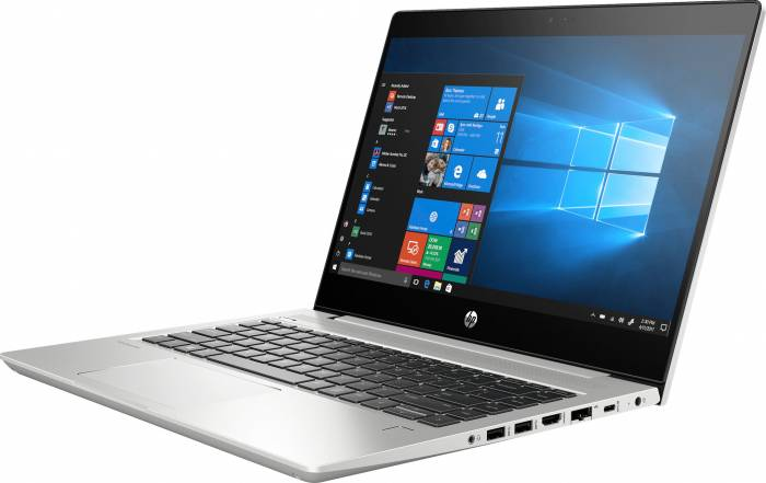 imagine 2 Laptop HP ProBook 440 G6 Intel Core Whiskey Lake (8th Gen) i5-8265U 256GB SSD 8GB Win10 Pro FullHD FPR 5PQ07EA