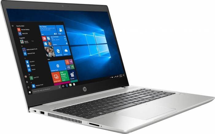 imagine 3 Laptop HP ProBook 450 G6 Intel Core Whiskey Lake (8th Gen) i5-8265U 256GB SSD 8GB Win10 Pro FullHD 5PQ55EA