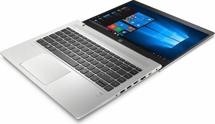 imagine 4 Laptop HP ProBook 450 G6 Intel Core Whiskey Lake (8th Gen) i7-8565U 512GB 16GB Win10 Pro FullHD Argintiu 5tl52ea