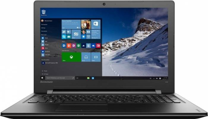 imagine 0 Laptop Lenovo IdeaPad 300-15 Intel Core Skylake i5-6200U 500GB-5400rpm 4GB R5 M330 2GB Win10 80q700kfri