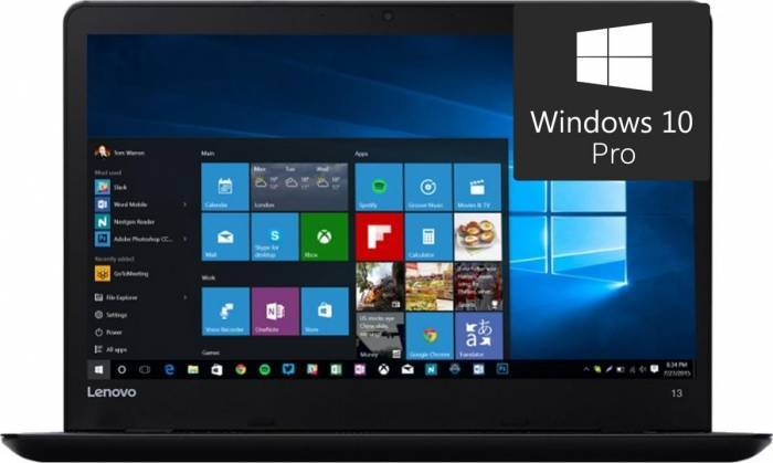 pret preturi Laptop Lenovo ThinkPad 13 Gen 2 Intel Core Kaby Lake i5-7200U 256GB 8GB Win10 Pro FullHD