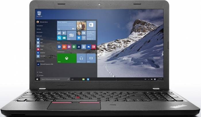 imagine 0 Laptop Lenovo ThinkPad E560 i7-6500U 1TB 8GB R7 M370 2GB FullHD Fingerprint 1000021006