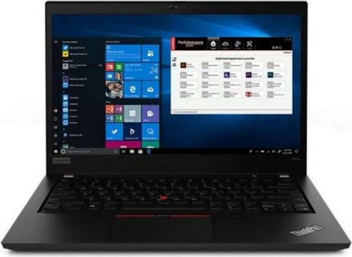 imagine 0 Laptop Lenovo ThinkPad P43s Intel Core(8th Gen) i7-8665U 1TB SSD 16GB nVidia Quadro P520 2GB Win10 Pro FullHD Tastatura il. FP 20rh0015ri