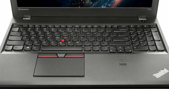 imagine 5 Laptop Lenovo ThinkPad T550 i5-5200U 256GB 16GB GT940M 1GB Win10Pro FHD Fingerprint Reader 1000020765