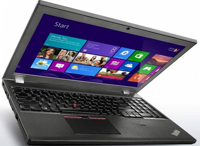 imagine 0 Laptop Lenovo ThinkPad T550 i5-5200U 256GB 16GB GT940M 1GB Win10Pro FHD Fingerprint Reader 1000020765