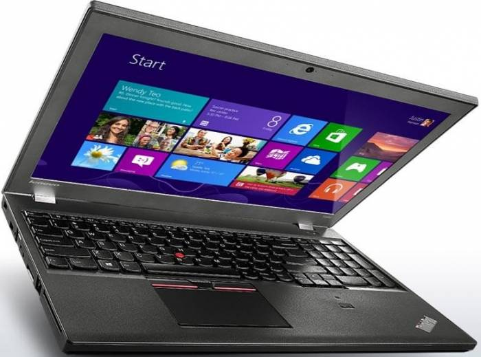 imagine 0 Laptop Lenovo ThinkPad T550 i7-5600U 256GB 16GB GT940M 1GB Win10Pro FullHD 1000021229