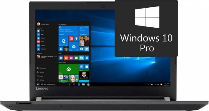 pret preturi Laptop Lenovo V510-14IKB Intel Core Kaby Lake i7-7500U 256GB 8GB Win10 Pro FullHD Fingerprint