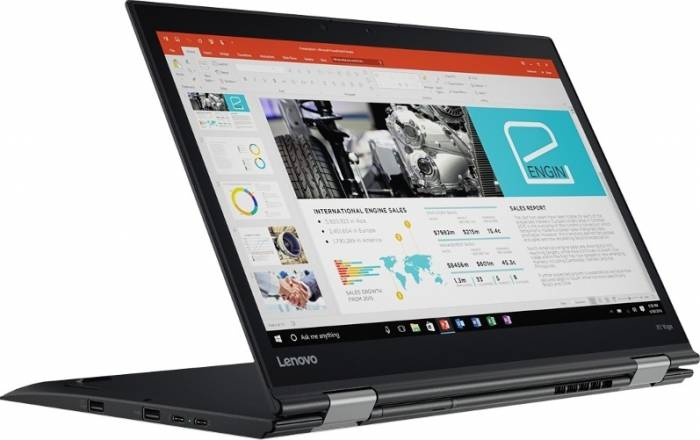 imagine 1 Laptop 2in1 Lenovo X1 Yoga Gen 2 Intel Core i7-7500U 512GB 8GB Win10 Pro WQHD Fingerprint lnv20jd002kri