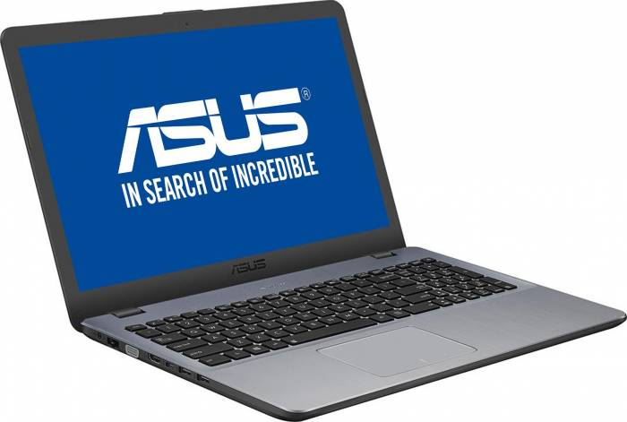 imagine 2 Laptop Asus VivoBook X542UA Intel Core Kaby Lake R (8th Gen) i7-8550U 256GB SSD 8GB Endless DVD-RW FHD Gri x542ua-dm525