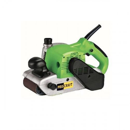 imagine 0 Masina de slefuit ProCraft PBS1950 610 mm x 100 mm 480 m/min 1950 W verde rle-pbs1950
