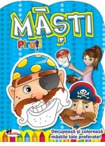 imagine 0 Masti - Pirati 978-606-706-028-7