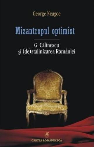 imagine 0 Mizantropul optimist - George Neagoe 978-973-23-3094-4