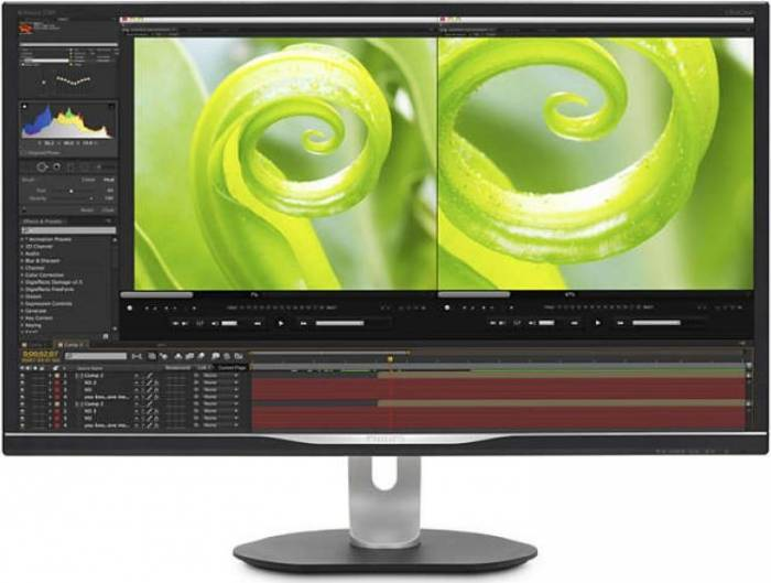 imagine 0 Monitor LED 32 Philips 328P6VJEB/00 UHD 4K 4ms 328p6vjeb/00