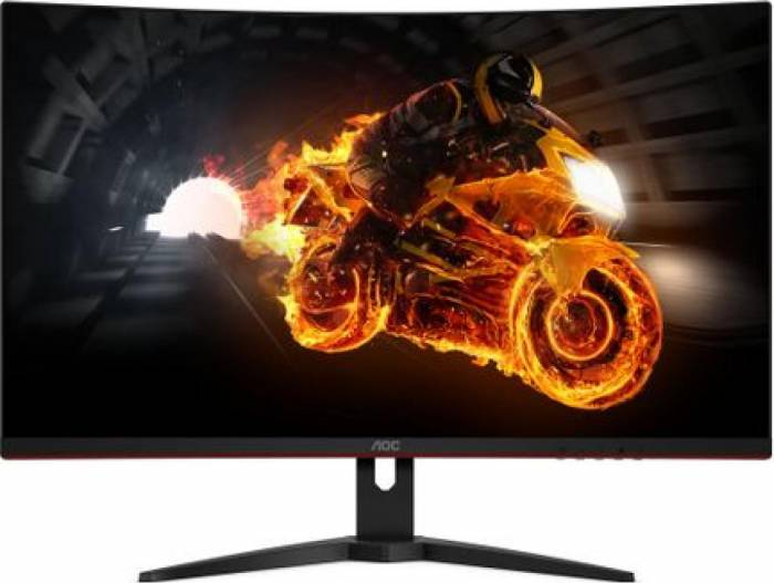 imagine 0 Monitor Curbat Gaming LED 31.5 AOC C32G1 Full HD 1ms 144Hz FreeSync c32g1