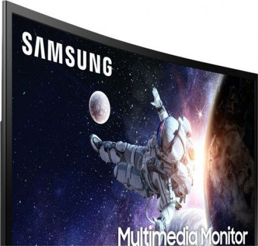 imagine 2 Monitor Curbat Gaming LED 32 Samsung LC32F39MFUUXEN Full HD Flicker Free lc32f39mfuuxen