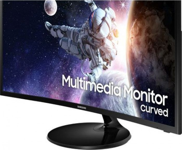 imagine 3 Monitor Curbat Gaming LED 32 Samsung LC32F39MFUUXEN Full HD Flicker Free lc32f39mfuuxen
