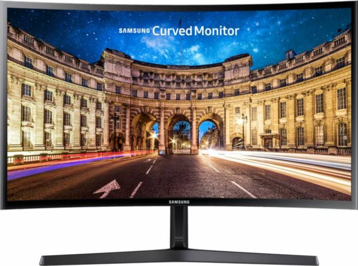imagine 0 Monitor Curbat LED 27 Samsung LC27F398FWUXEN Full HD 4ms FreeSync lc27f398fwuxen