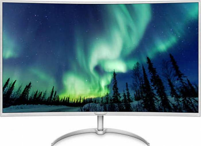 imagine 0 Monitor Curbat LED 40 Philips BDM4037UW 4K UHD 4ms bdm4037uw/00