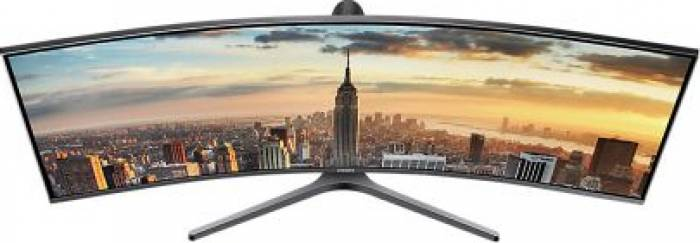 imagine 1 Monitor Gaming Curbat LED 43 Samsung LC43J890DKUXEN 4K 120Hz lc43j890dkuxen