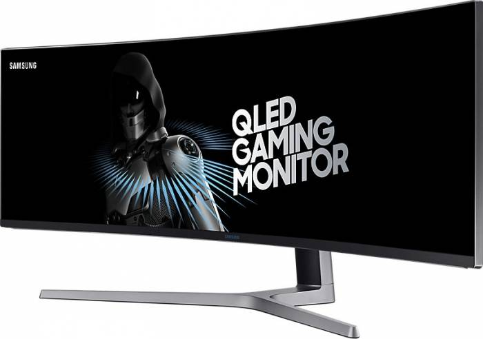 imagine 5 Monitor Gaming Curbat QLED 49 Samsung C49HG90DMU UHD HDR 1ms 144Hz FreeSync LC49HG90DMUXEN