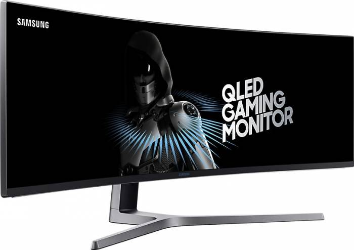 imagine 6 Monitor Gaming Curbat QLED 49 Samsung C49HG90DMU UHD HDR 1ms 144Hz FreeSync LC49HG90DMUXEN