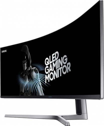 imagine 8 Monitor Gaming Curbat QLED 49 Samsung C49HG90DMU UHD HDR 1ms 144Hz FreeSync LC49HG90DMUXEN
