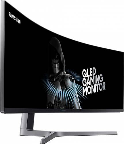 imagine 9 Monitor Gaming Curbat QLED 49 Samsung C49HG90DMU UHD HDR 1ms 144Hz FreeSync LC49HG90DMUXEN