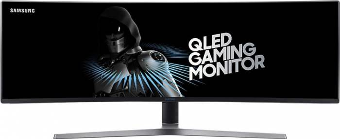 imagine 0 Monitor Gaming Curbat QLED 49 Samsung C49HG90DMU UHD HDR 1ms 144Hz FreeSync LC49HG90DMUXEN