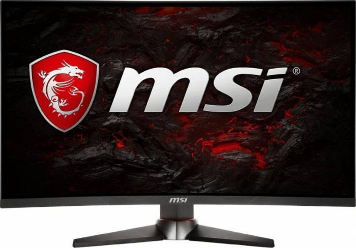 imagine 0 Monitor Gaming Curbat LED 27 MSI MAG27C Full HD 1ms 144Hz FreeSync s15-000305g-hh5