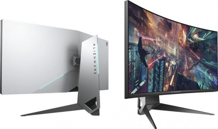 imagine 7 Monitor Gaming Curbat LED 34 Dell Alienware AW3418DW WQHD 4ms 120Hz IPS aw3418dw