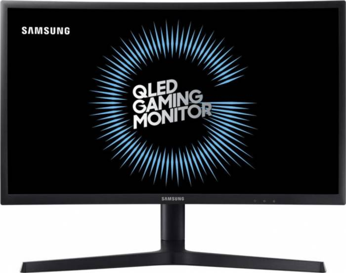 imagine 0 Monitor Gaming Curbat LED Quantum Dot 24 Samsung LC24FG73FQUXEN Full HD 144Hz FreeSync LC24FG73FQUXEN