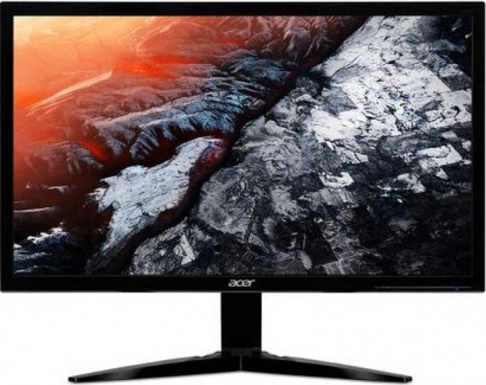 imagine 0 Monitor Gaming LED 21.5 Acer KG221QBMIX Full HD 1ms 75Hz FreeSync Negru um.wx1ee.005