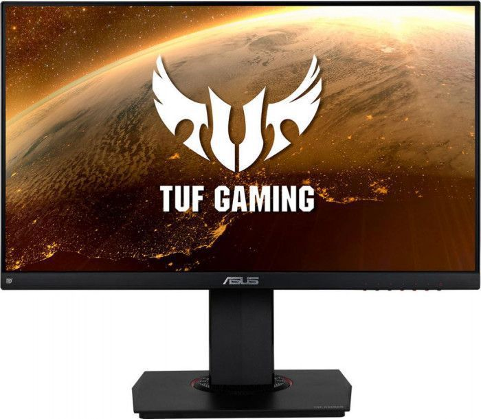 imagine 0 Monitor Gaming LED 23.8 ASUS TUF VG249Q FullHD 144Hz 1ms IPS G-Sync Compatible Resigilat vg249q_resigilat