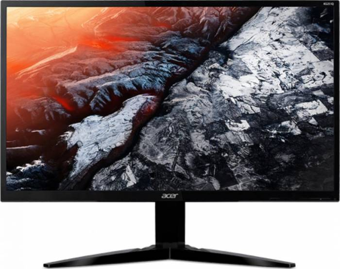 imagine 0 Monitor Gaming LED 24 Acer KG241bmiix Full HD 1ms 75Hz FreeSync Boxe um.fx1ee.010