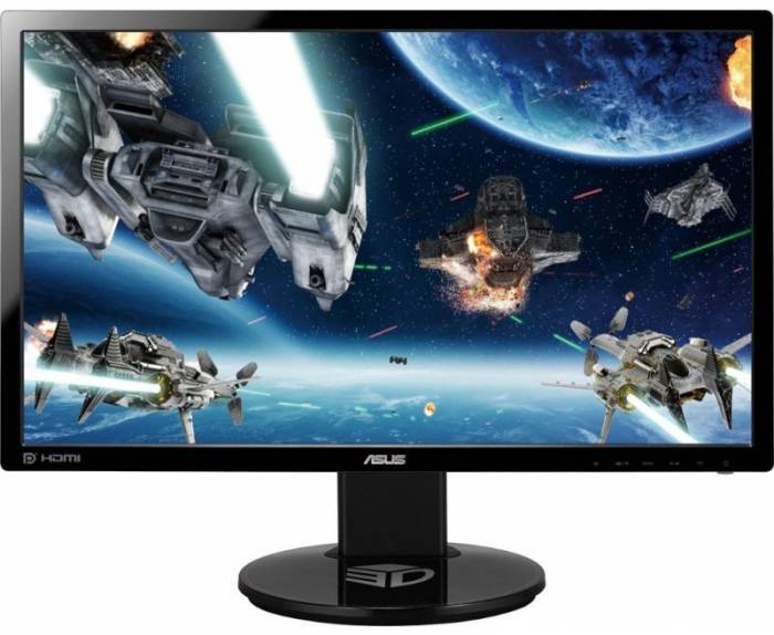 imagine 0 Monitor Gaming LED 24 Asus VG248QE Full HD 3D 144Hz 1ms GTG Negru Resigilat vg248qe_resigilat