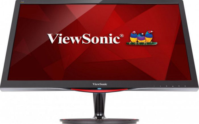 imagine 6 Monitor Gaming LED 24 ViewSonic VX2458-MHD Full HD 1ms 144Hz G-SYNC Compatible, Boxe vx2458-mhd