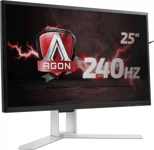 imagine 0 Monitor Gaming LED 24.5 AOC AG251FG Full HD G-Sync 240Hz 1ms ag251fg