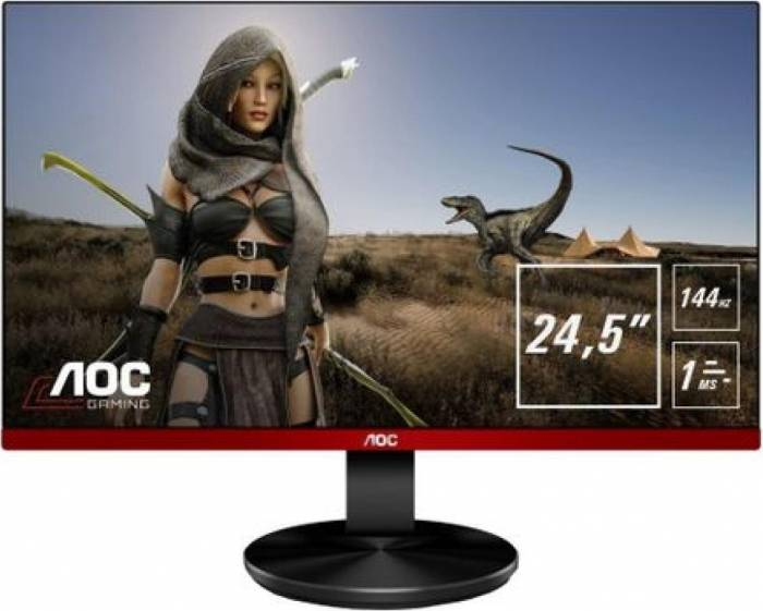 imagine 0 Monitor Gaming LED 25 AOC G2590FX Full HD 1ms 144Hz FreeSync Resigilat g2590fx_resigilat