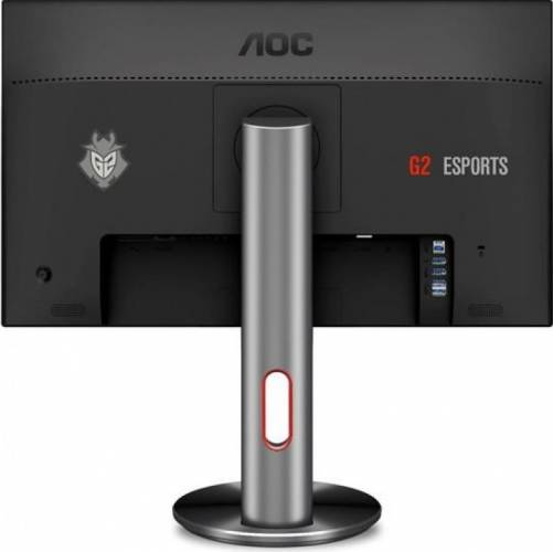 imagine 2 Monitor Gaming LED 25 AOC G2590PXG2 Full HD 1ms 144Hz G-SYNC Compatible, Boxe g2590px/g2