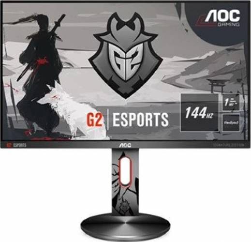 imagine 0 Monitor Gaming LED 25 AOC G2590PXG2 Full HD 1ms 144Hz G-SYNC Compatible, Boxe g2590px/g2