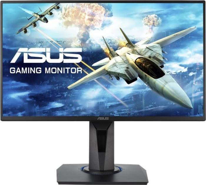 imagine 0 Monitor Gaming LED 25 Asus VG255H Full HD 1ms FreeSync vg255h