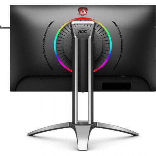 imagine 11 Monitor Gaming LED 27 AOC Agon 3 AG273QZ WQHD 240Hz 0.5ms FreeSync2 Negru-Rosu ag273qz