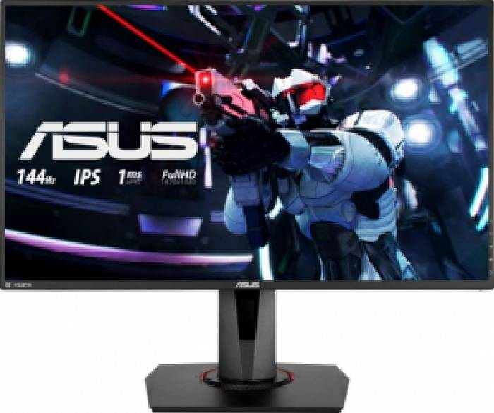 imagine 0 Monitor Gaming LED 27 ASUS VG279Q Full HD 3ms 144hz IPS FreeSync Boxe vg279q