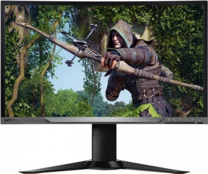 imagine 0 Monitor Gaming LED 27 Lenovo Y27F Curbat Full HD 4 ms 144 Hz 65bfgac1eu