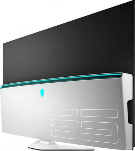 imagine 3 Monitor gaming OLED Dell Alienware 55