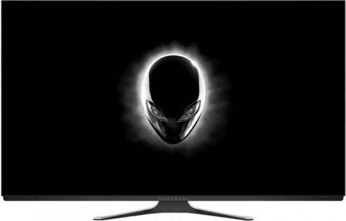 imagine 0 Monitor gaming OLED Dell Alienware 55