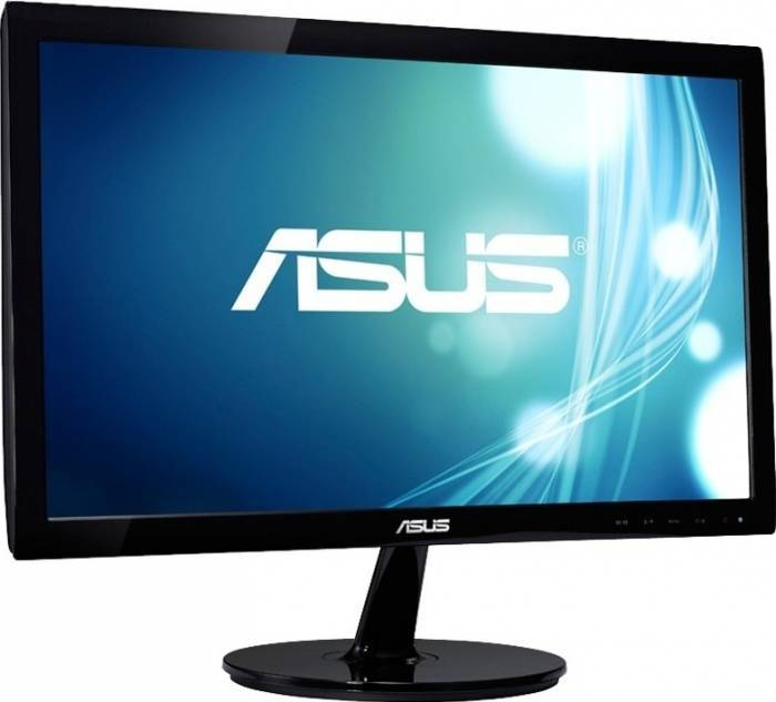 imagine 4 Monitor LED 20 Asus VS207DF WXGA 5ms vs207df