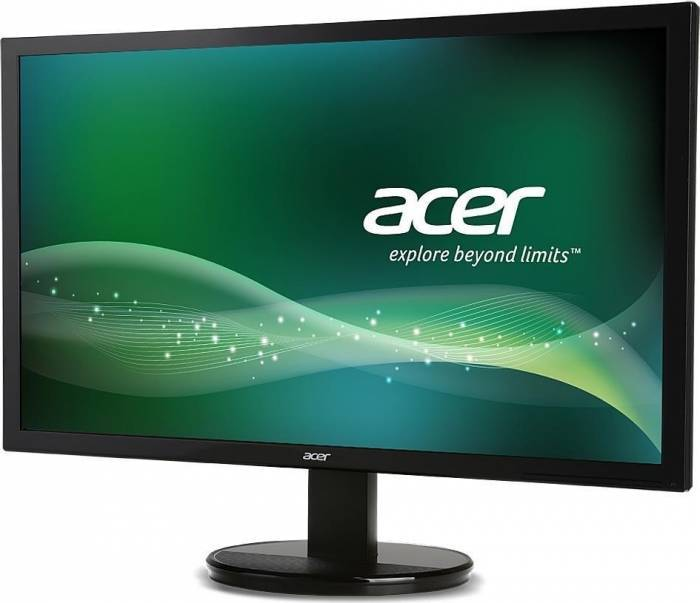 imagine 1 Monitor LCD 22 Acer K222HQLBID Full HD Negru um.ww3ee.005