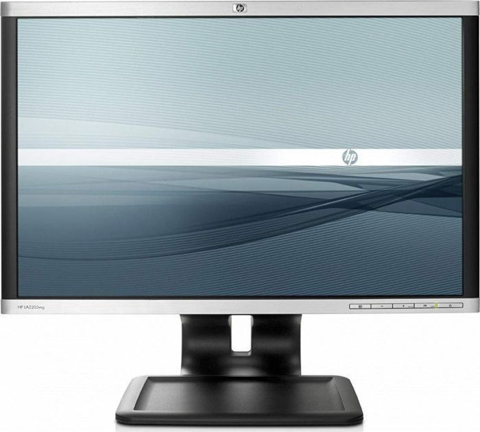 imagine 0 Monitor LCD 22 HP LA2205wg WSXGA+ 5ms DVI-VGA, Refurbished abd4348