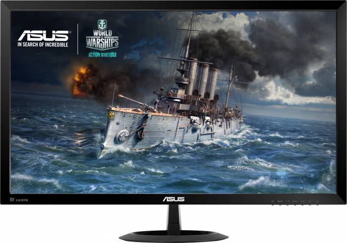 imagine 0 Monitor LCD Asus 27 VX278Q Full HD Negru vx278q